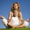 Медитация и дети